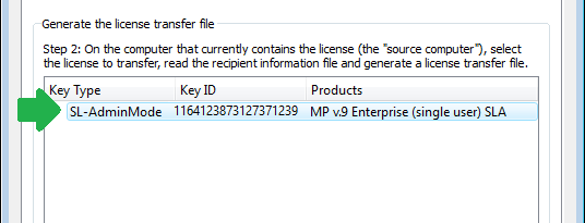 MPsoftware Technical Support   How to rehost the Sentinel